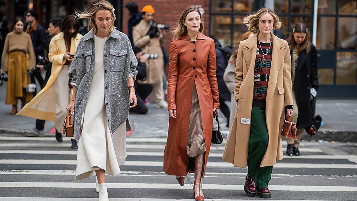 Тренди осені 2020: що модно в цьому сезоні – фото
