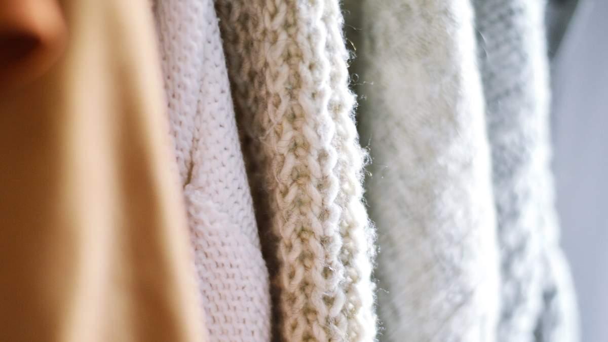Мода на вязаную одежду 2020