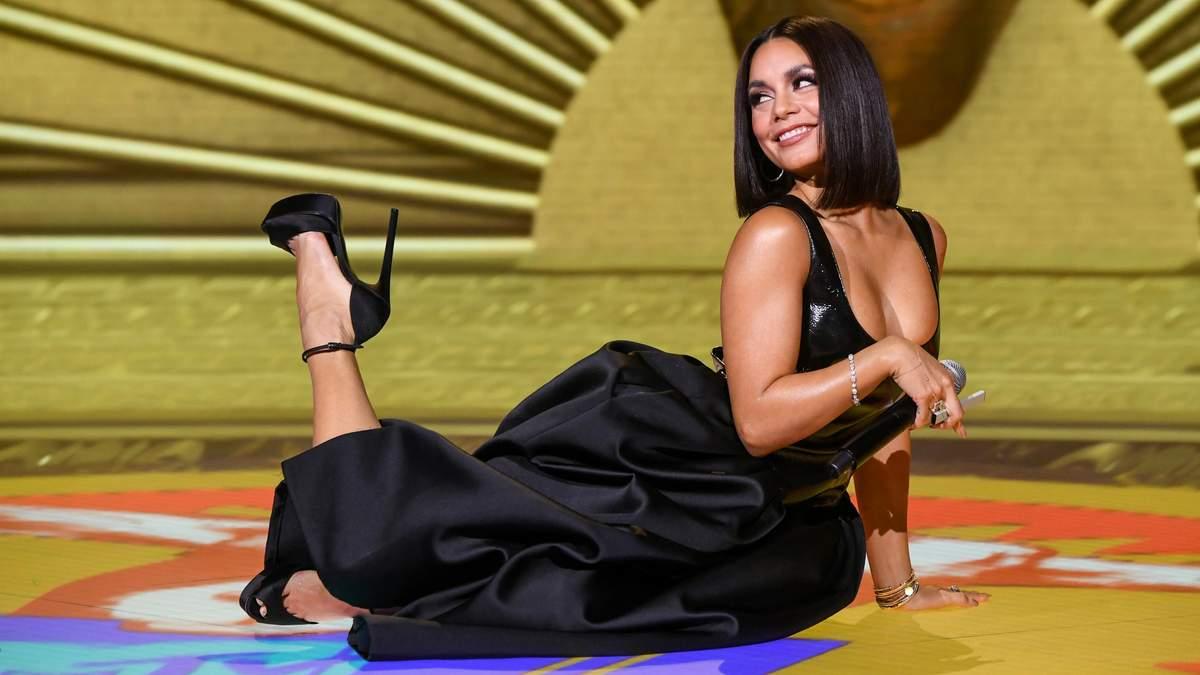 Ванесса Хадженс на церемонії MTV Movie & TV Awards