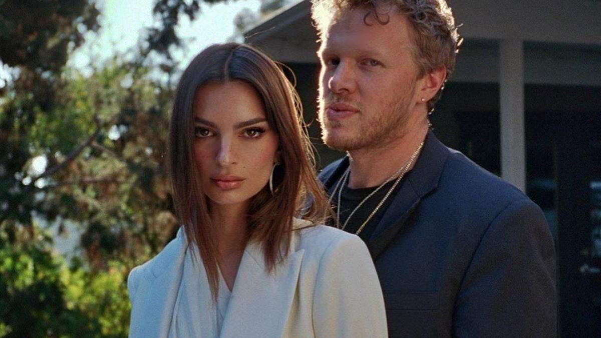 Емили Ратаковски показала волшебный couple-look