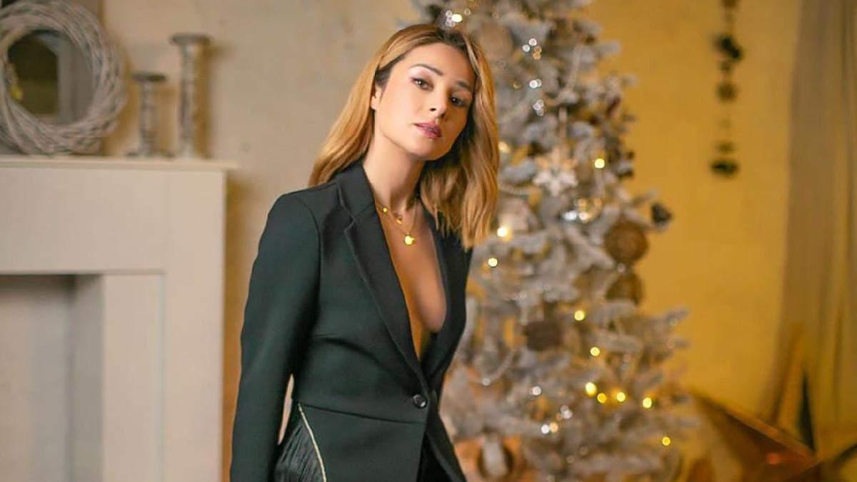 Злата Огнєвіч радить вбрання у новорічну ніч