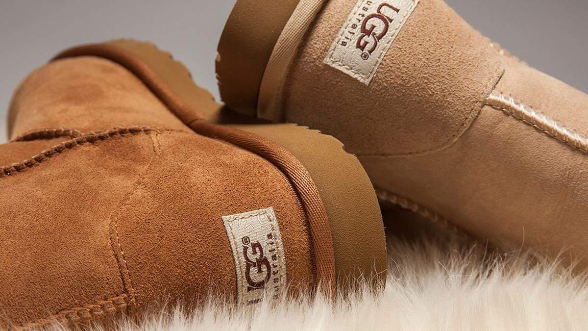Угги - трендовая обувь на зиму 2021