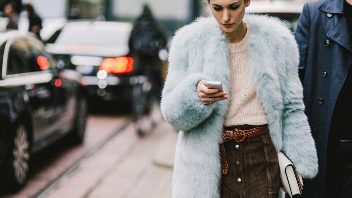 Трендовые и стильные фасоны шуб на зиму