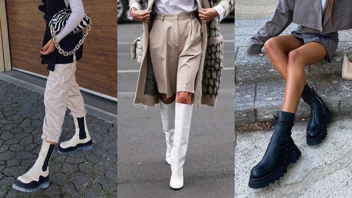 Обувь для холодного времени года: лучшие варианты