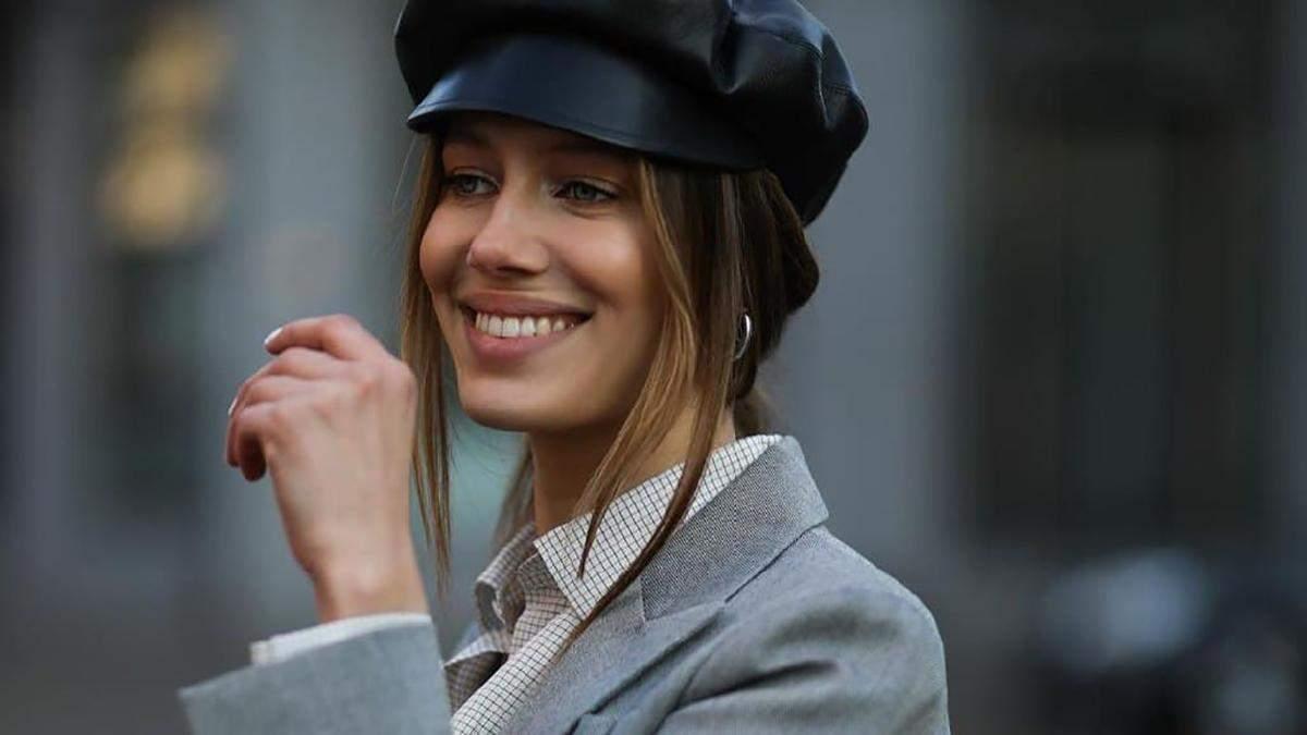 Николь Потуральски демонстрирует элегантный брючный костюм: стильный выход