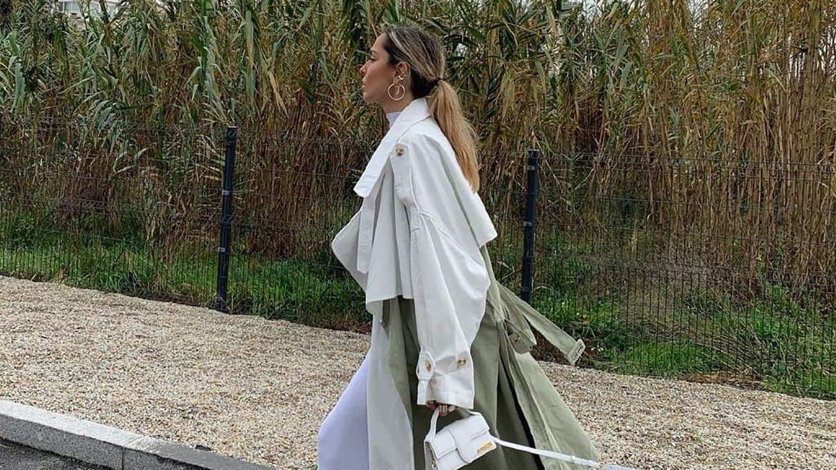 София Коэльо позирует в белом наряде