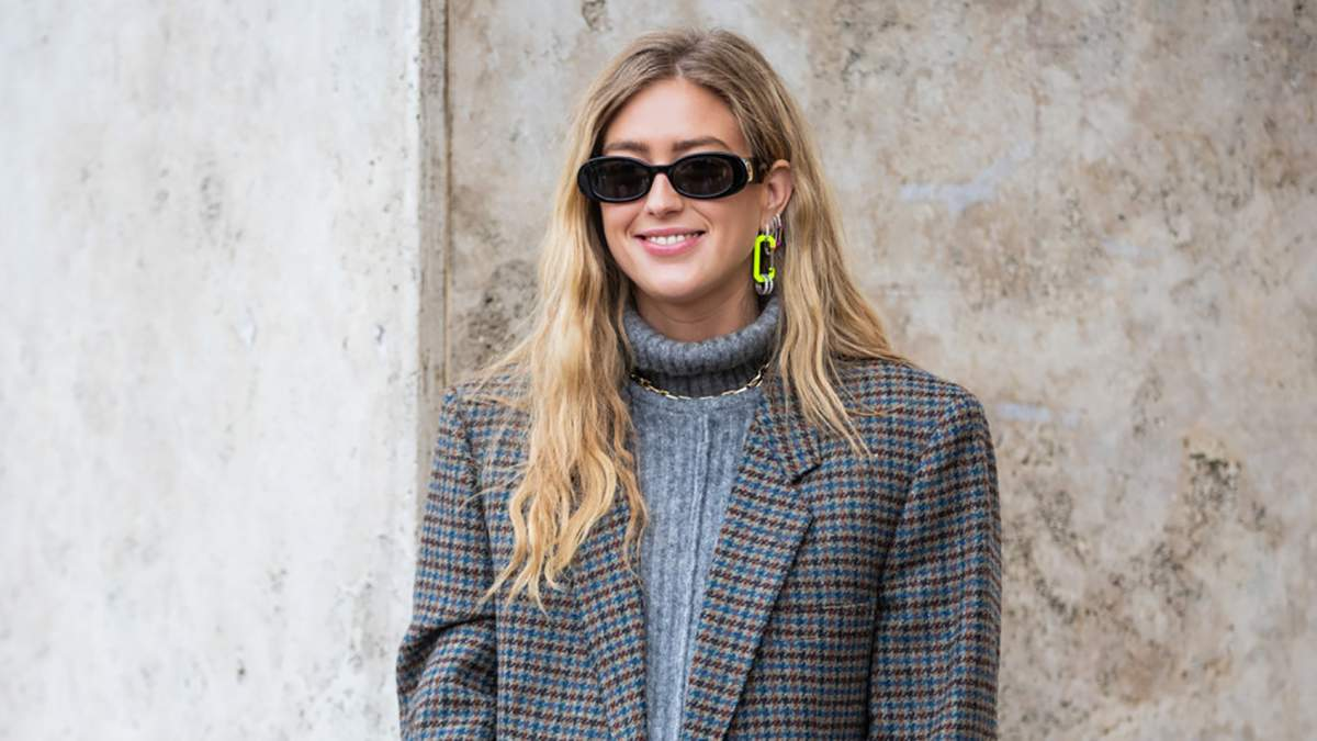 Як стильно носити светр взимку: фото