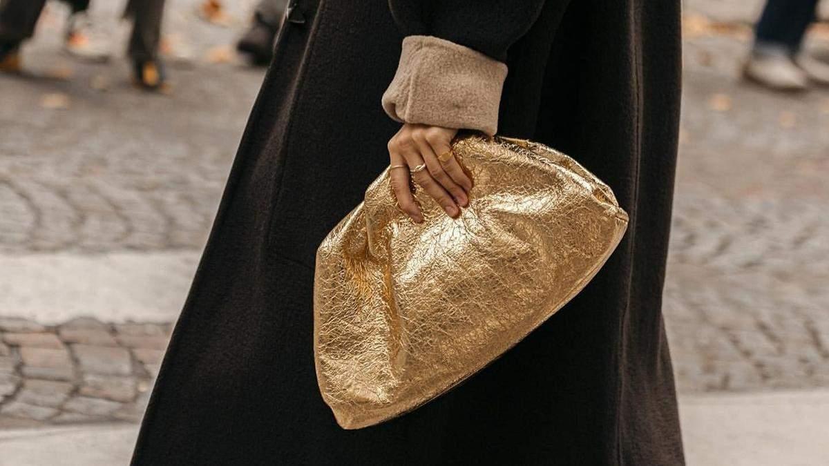 Трендові сумки зими