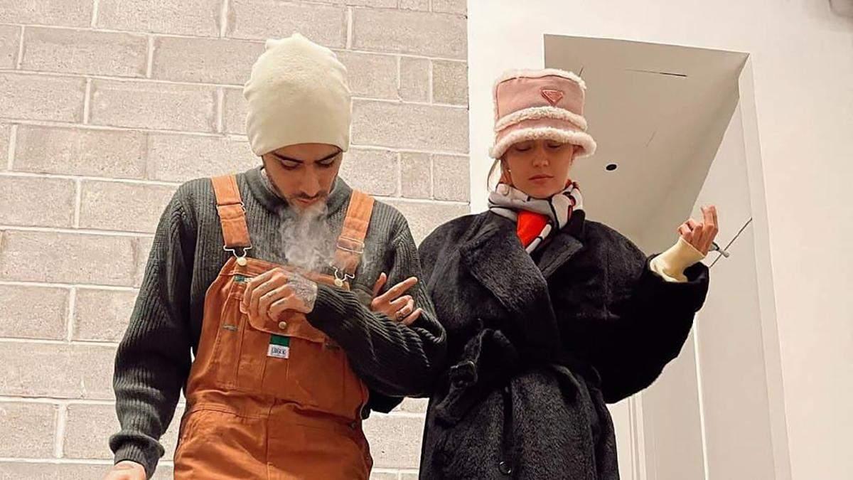 Джиджи Хадид опубликовала фото с Зеном Маликом