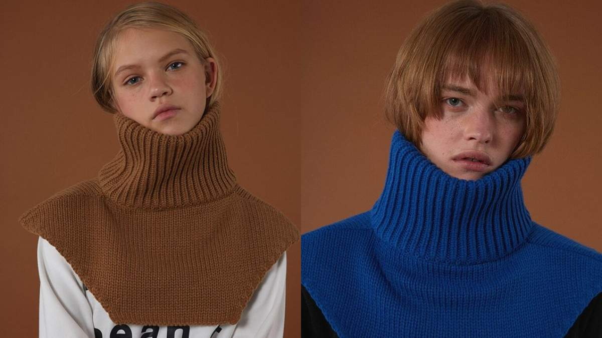 Модный аксессуар – манишка: стильный и универсальный элемент зимнего гардероба