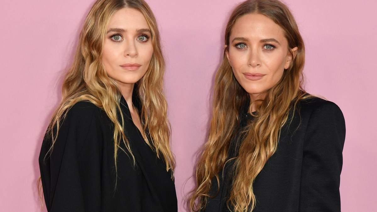 Тренды 2021, которые носят сестры Олсен: фотосравнения