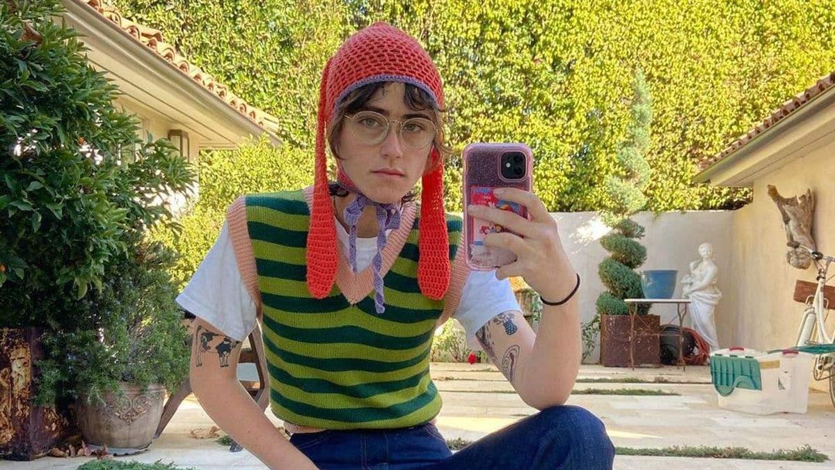 Элла Емгофф - падчерица Камалы Харрис фото 21-летней девушки