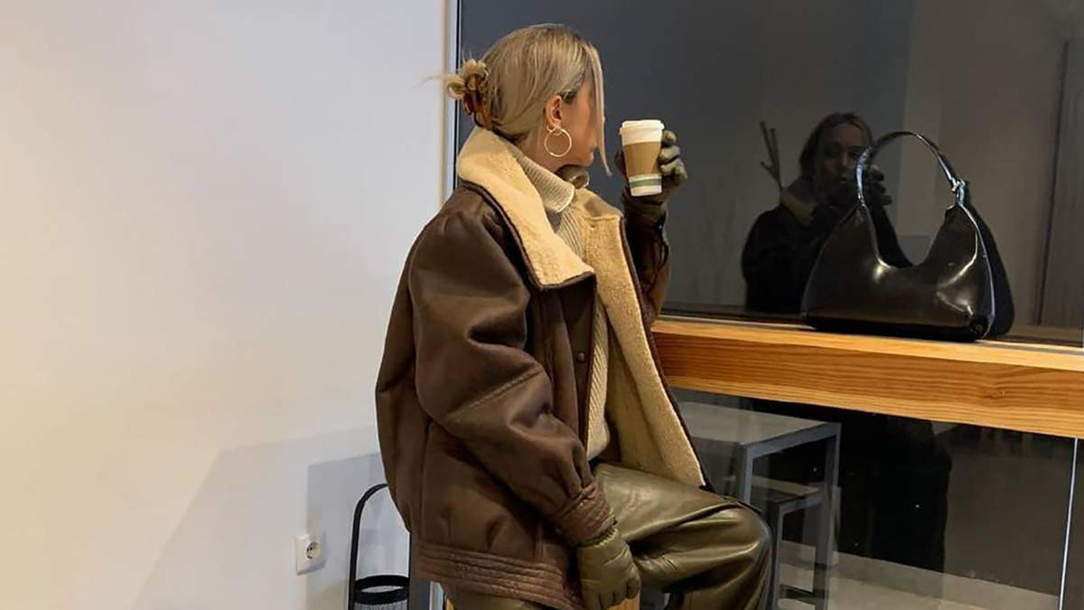 Софія Коельо показала зимовий образ: фото