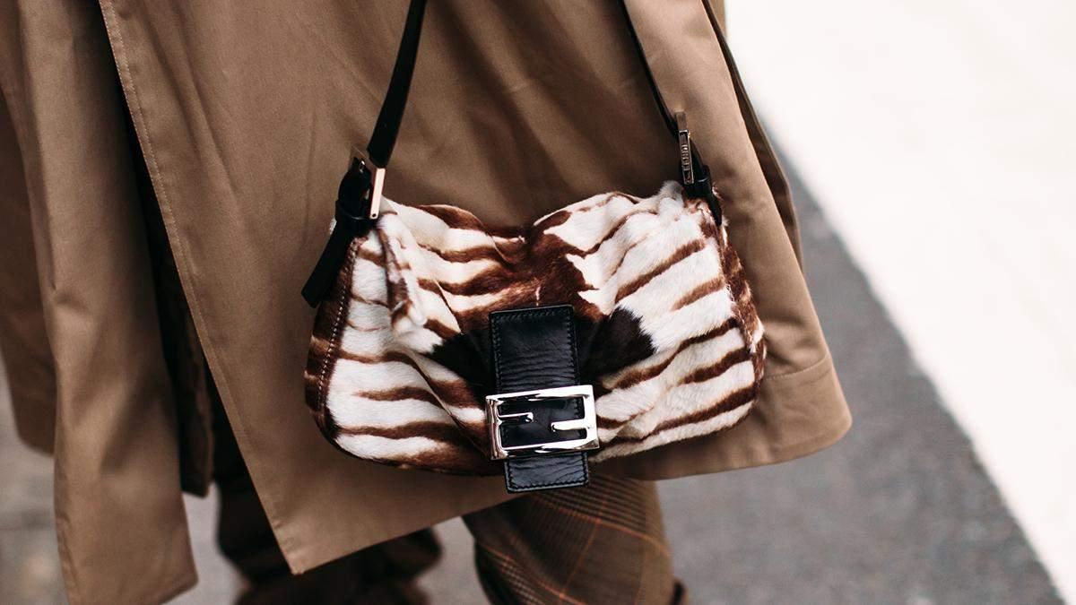 От которых сумок не стоит отказываться зимой: модные примеры