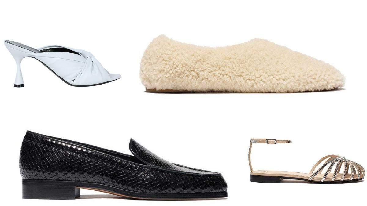 Обираємо взуття на весну: 11 актуальних трендів, на які треба звернути увагу
