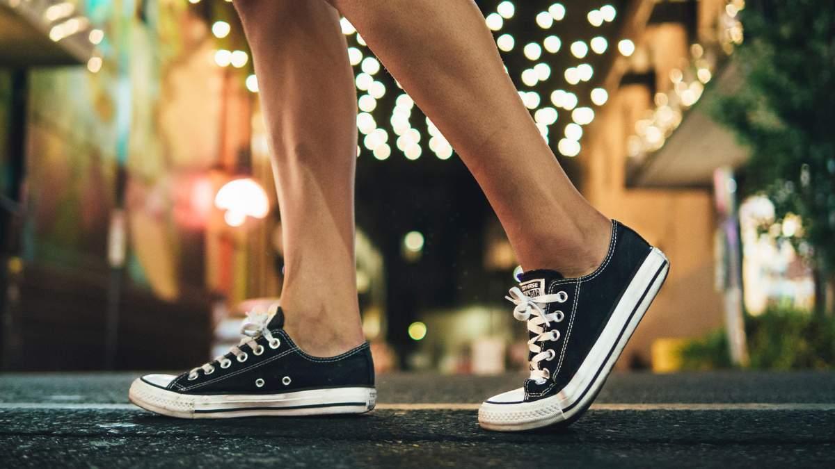 Новый фасон кедов Converse: квадратные носики - фото