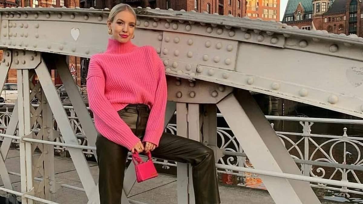 Трендовые штаны весны: фото
