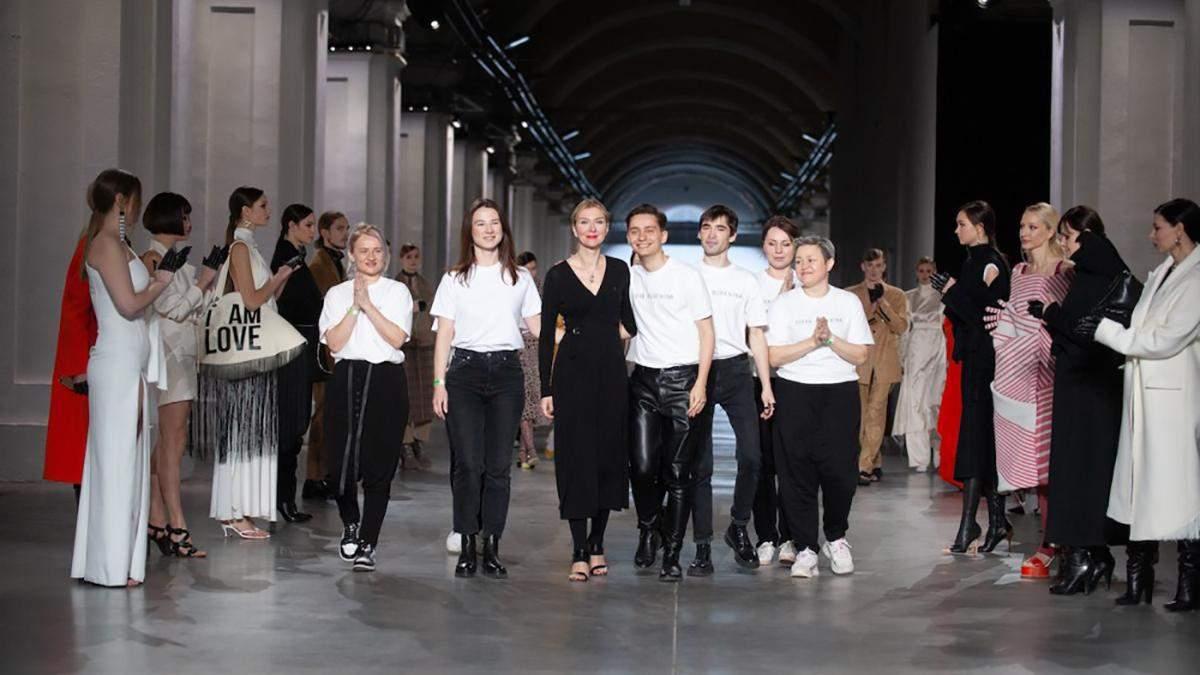 Как прошел Ukrainian Fashion Week No Season 2021: фото