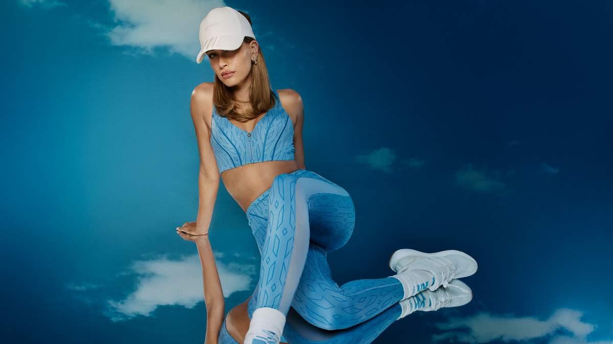 Гейлі Бібер знялася у спільній колекції Бейонсе та Adidas: фото