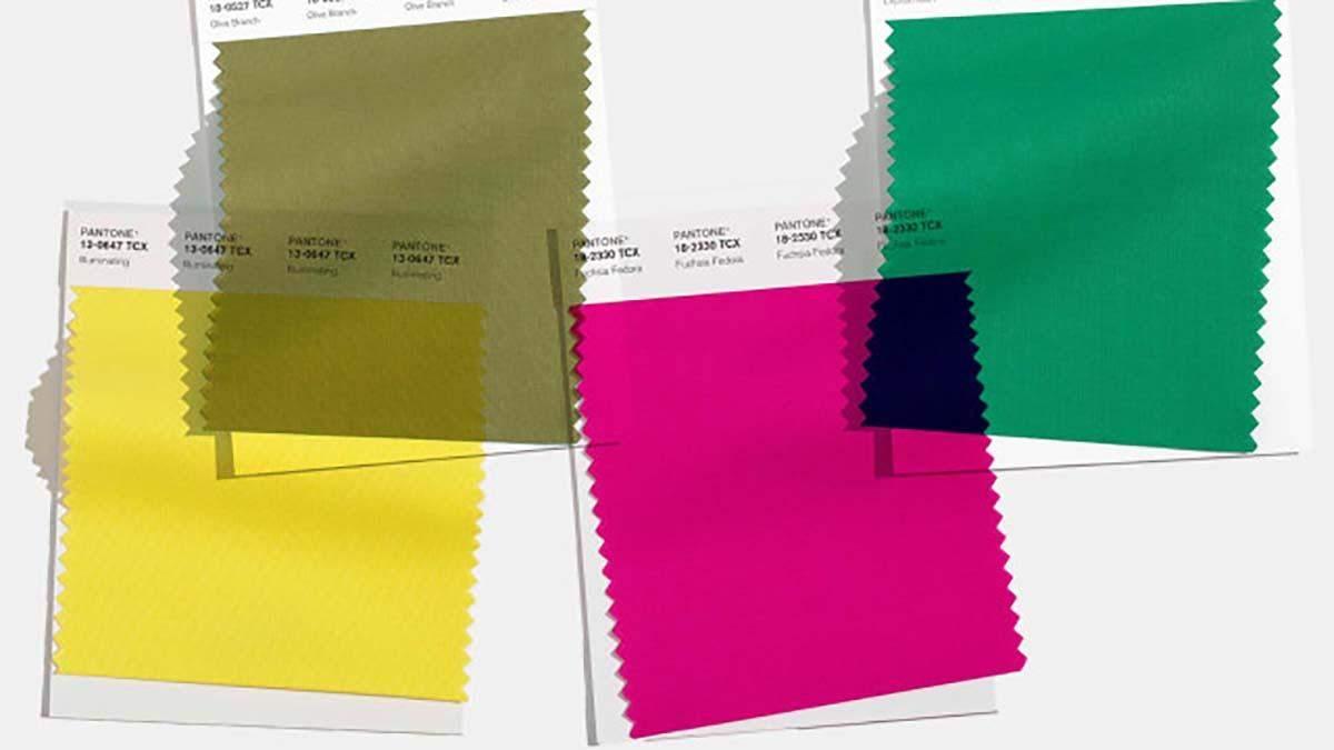 Pantone назвал главные цвета осени и зимы 2021-2022: берите их во внимание уже сейчас