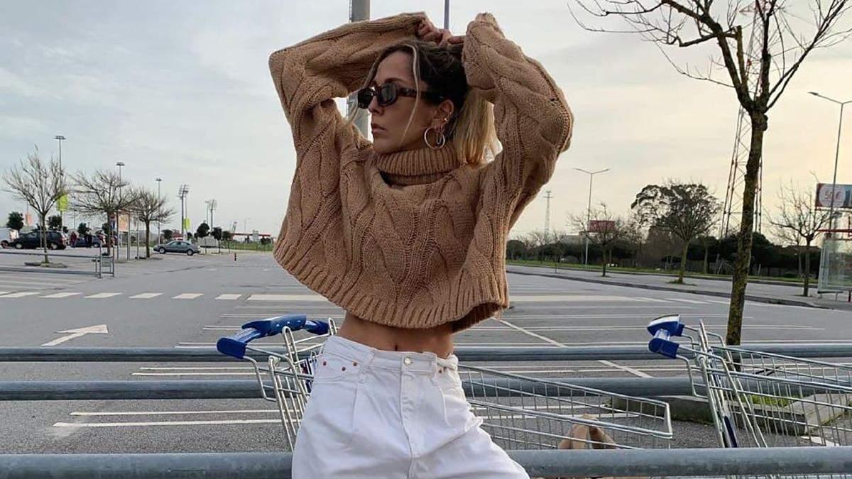 София Коэльо показала стильный аутфит фото