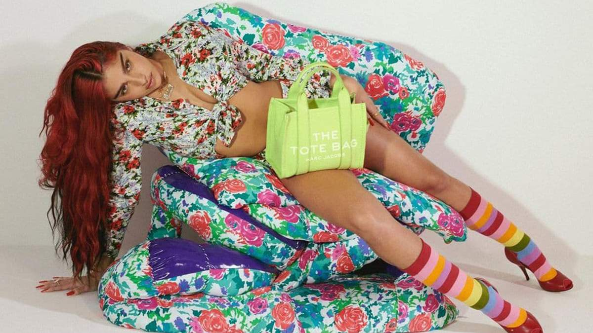 Донька Мадонни стала обличчям Marc Jacobs: стильні кадри рекламної кампанії