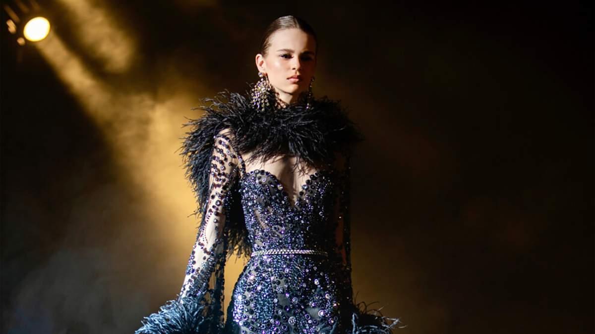 Бездоганні сукні на мільйон: Elie Saab представив кутюрну колекцію