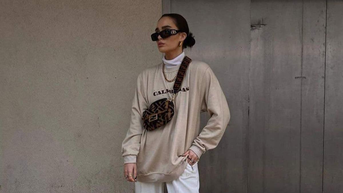 Современный спортивный стиль одежды – модно и удобно: подборка повседневных образов