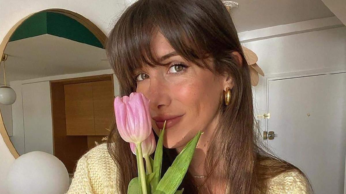 Весенние образы Жюли Феррери: фото