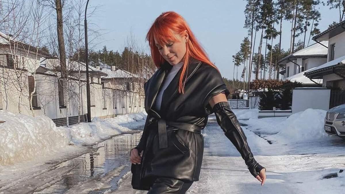 Светлана Тарабарова поразила интересным образом: фото