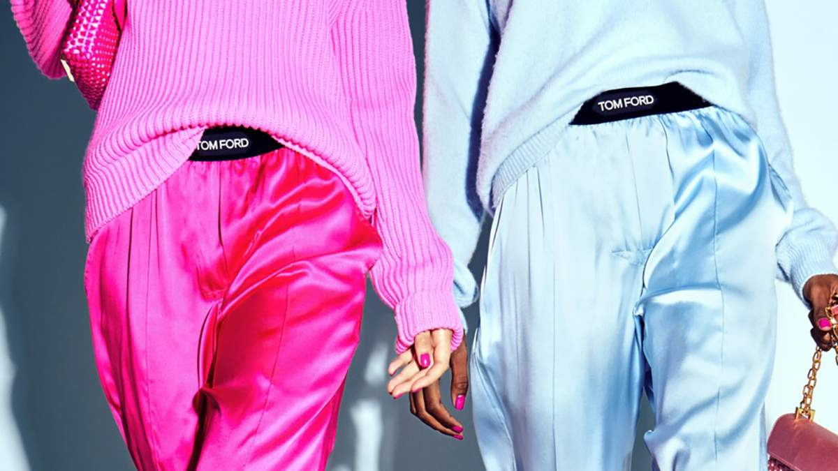 Трендовые спортивные штаны весны: фото