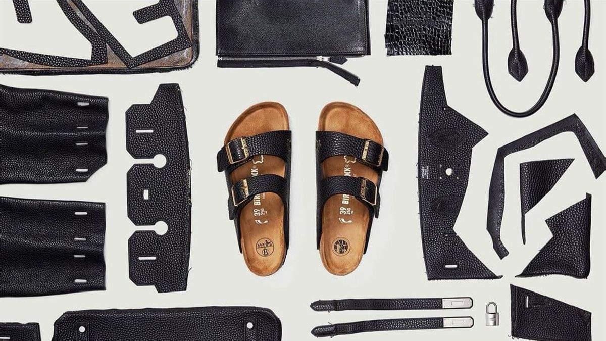 MSCHF создают обувь из разрезанных сумок Birkin: фото и видео
