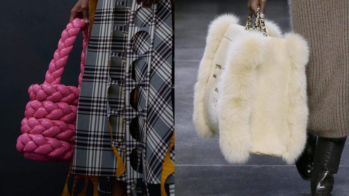 Лучшие сумки, которые представили дизайнеры на Неделе моды