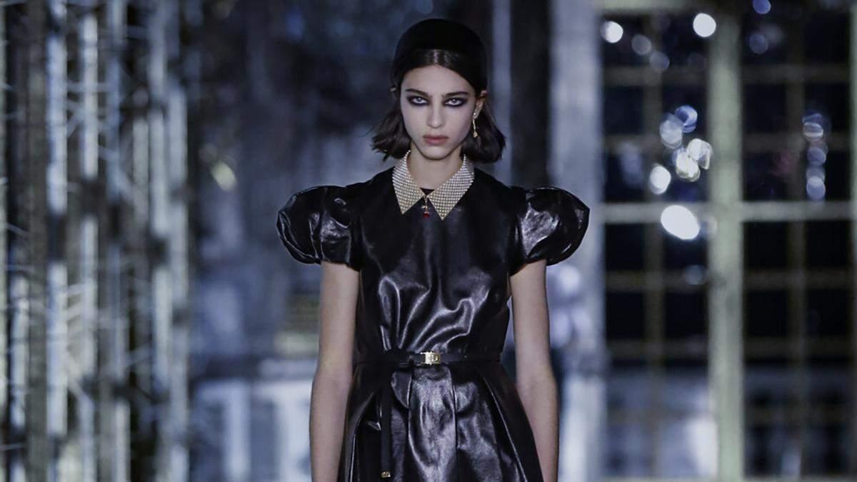 Коллекция Christian Dior осень - зима 2021/22: фото