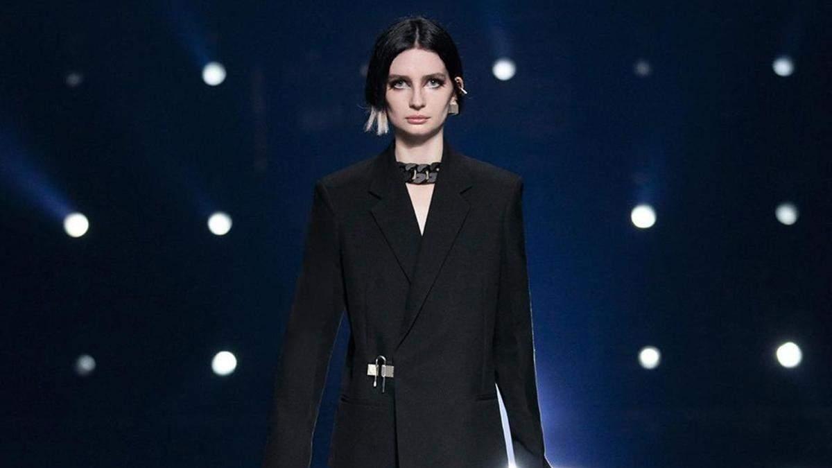 Мидоу Уокер открыла показ Givenchy: фото с показа