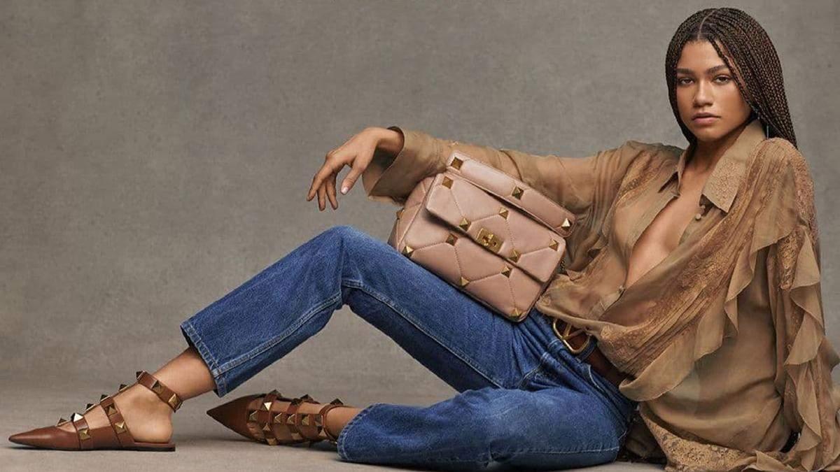 Зендая снялась в волшебной рекламе Valentino: фото и видео