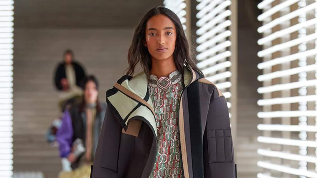 Коллекция Louis Vuitton осень - зима 2021/2022: фото