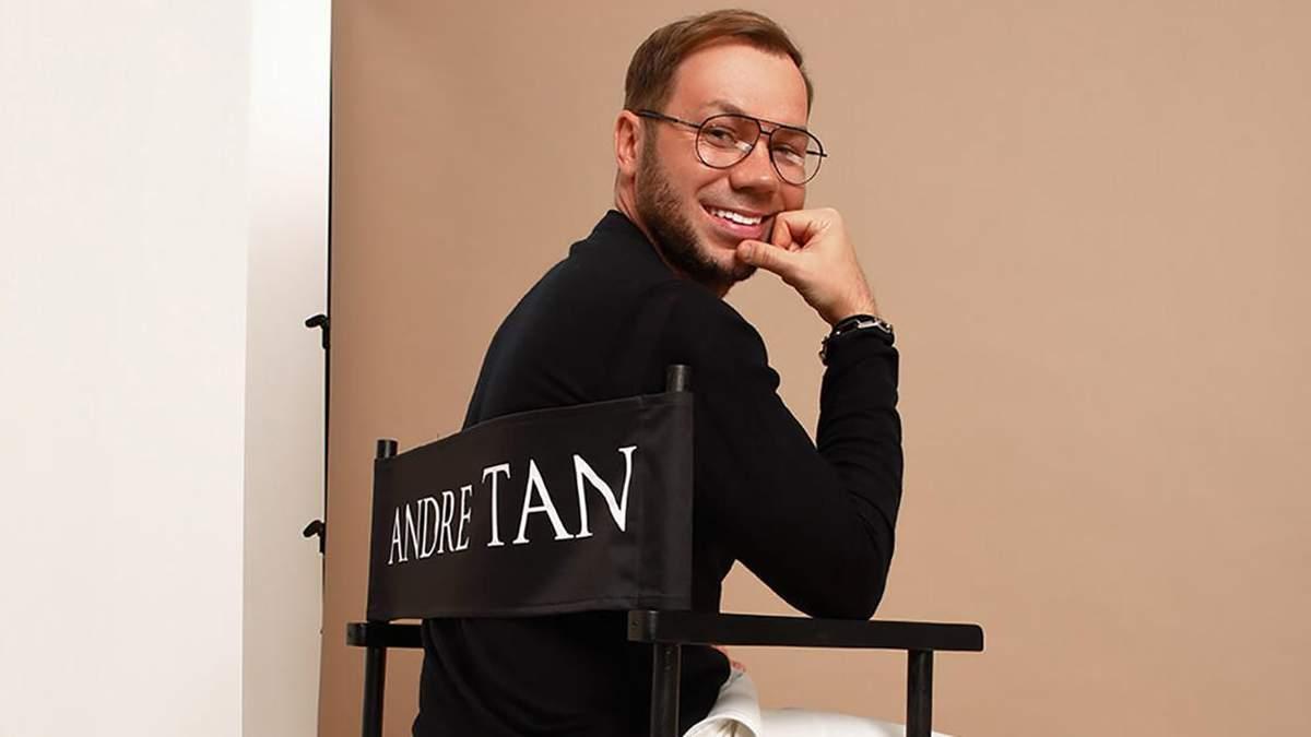 Український дизайнер Андре Тан назвав тренди весни