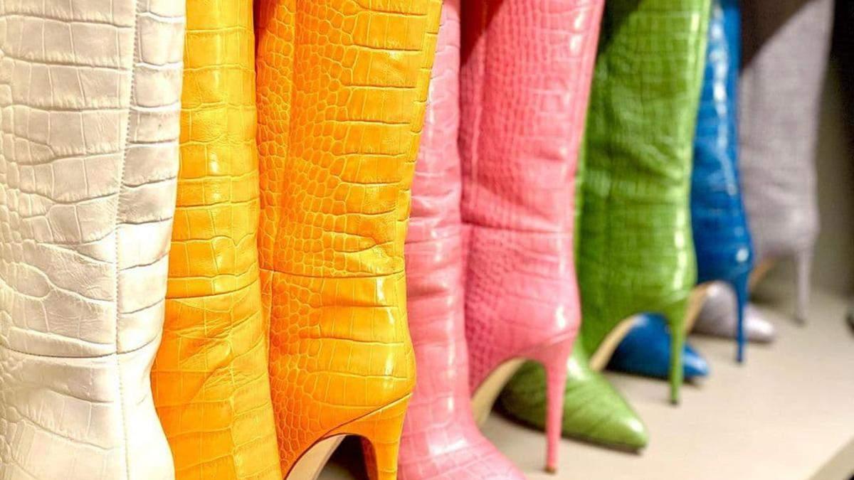 Модная обувь, которое любят инфлюенсеры: фото