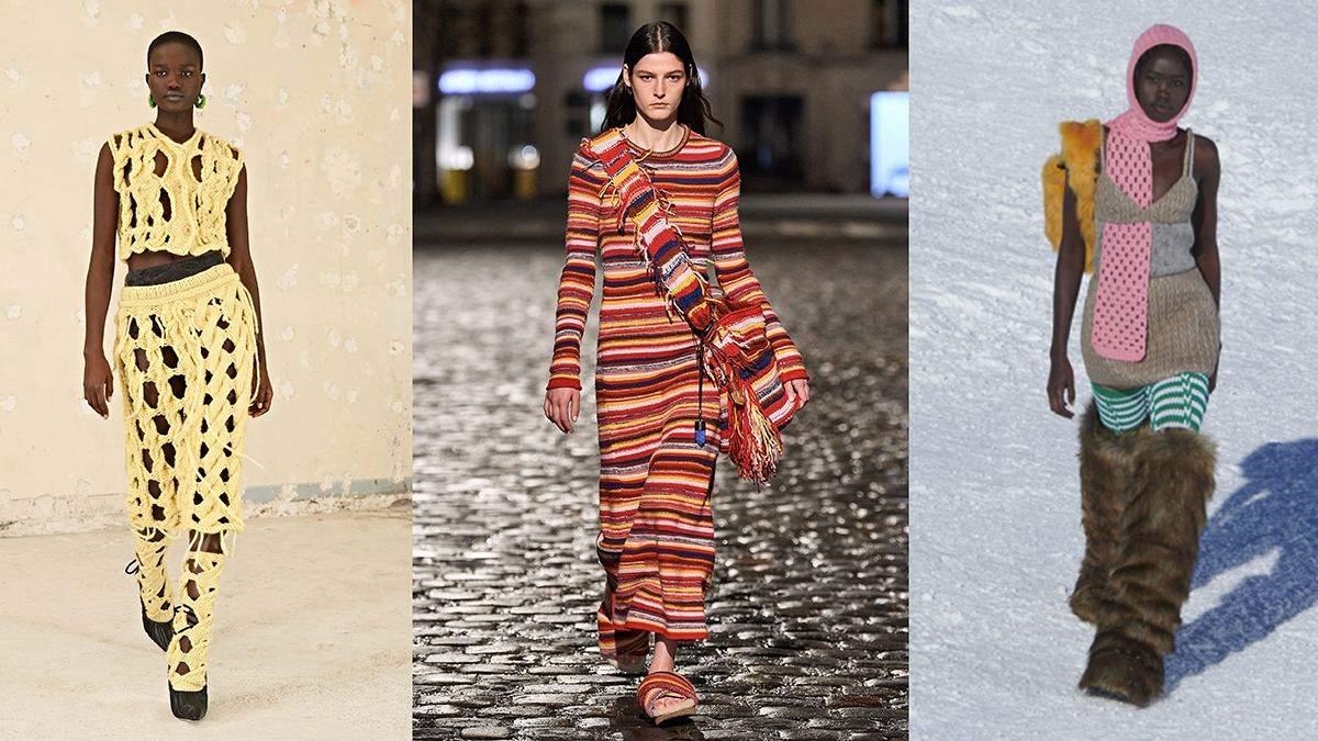 Модная одежда весны-зимы 2021/2022: фото