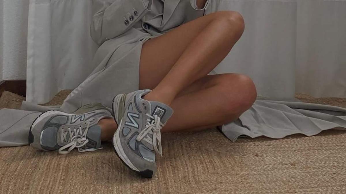 Які кросівки носять модні блогери цієї весни