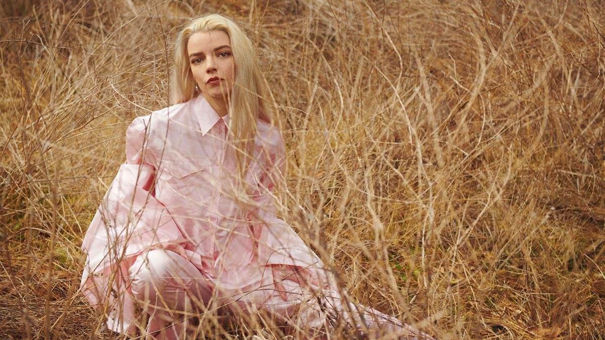 Аня Тейлор-Джой снялась в фотосессии