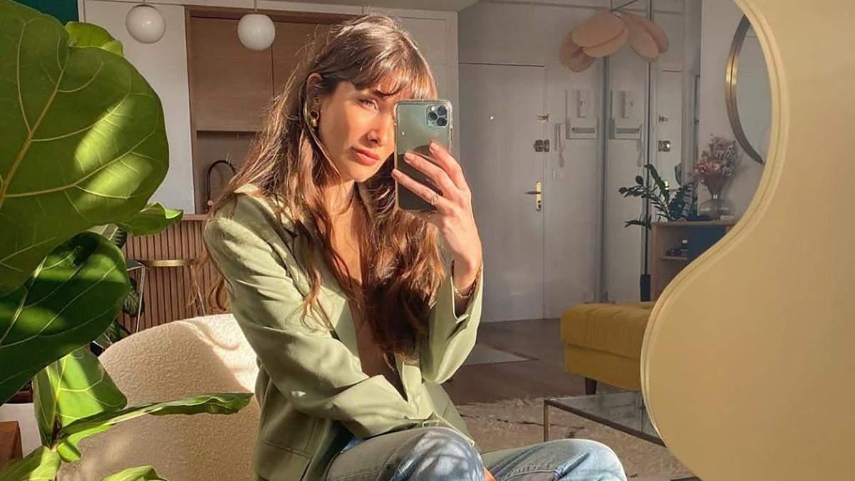 Стильный образ Жюли Феррери