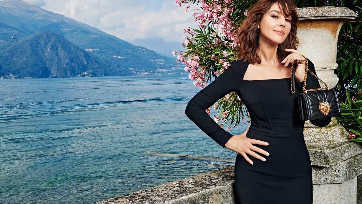 Моніка Белуччі знову співпрацює з Dolce & Gabbana
