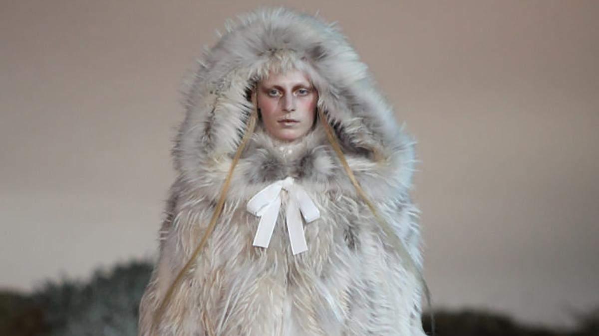 Модні люксові бренди відмовилися від натурального хутра у своїх колекціях