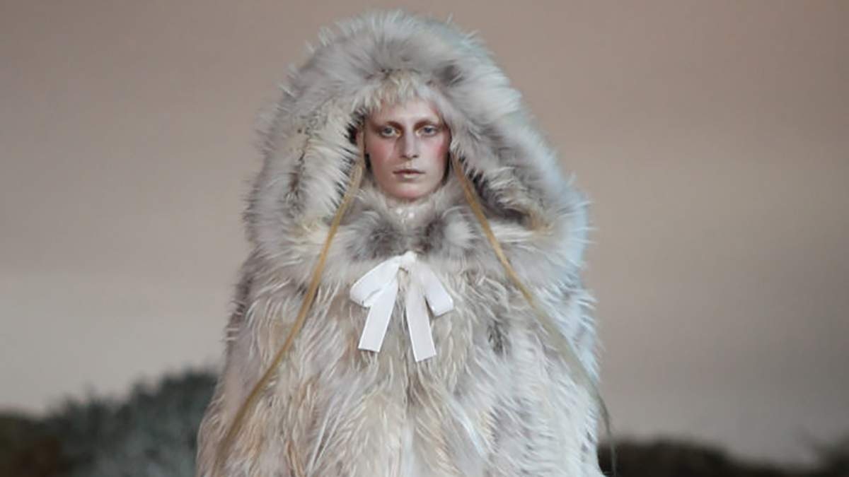 Модные люксовые бренды отказались от натурального меха в своих коллекциях