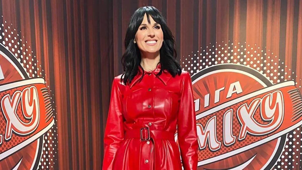 Маша Єфросиніна показала 6 стильних телевізійних образів: фото