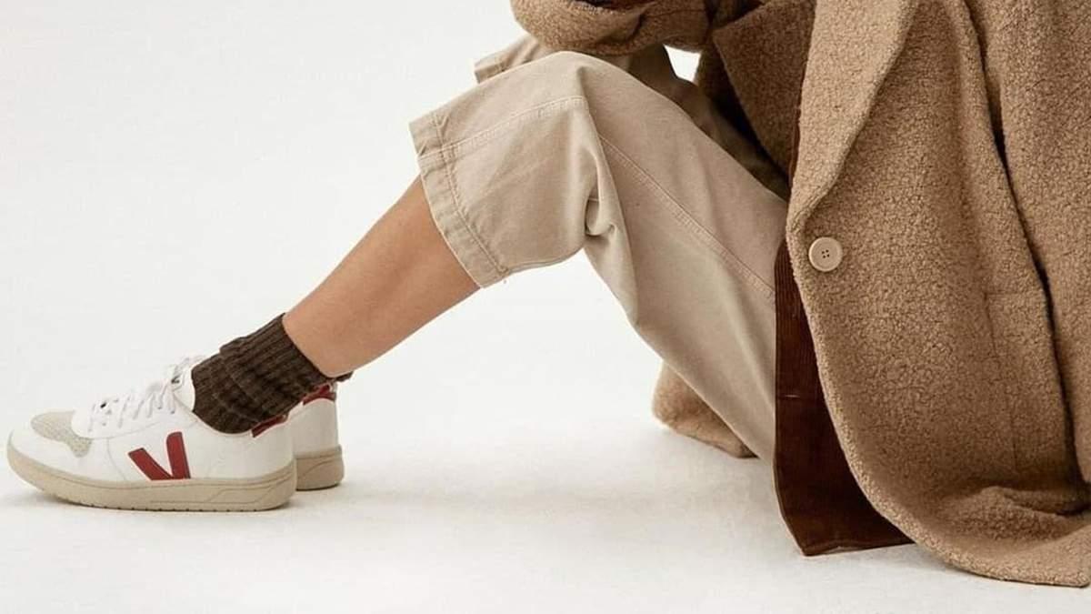 Самая стильная обувь весны – экокеды Veja: как их носят модницы инстаграма