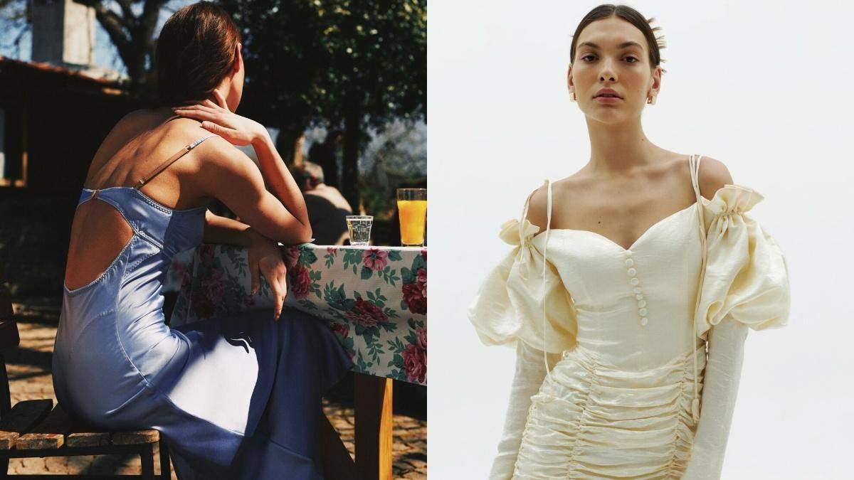 8 бездоганних суконь від українських дизайнерів: найкращий вибір