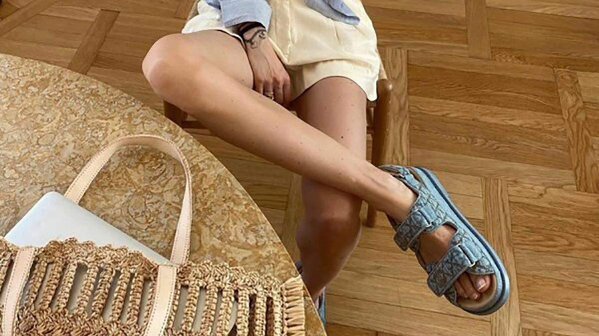 Трендовая летняя обувь 2021: подборка лучших моделей